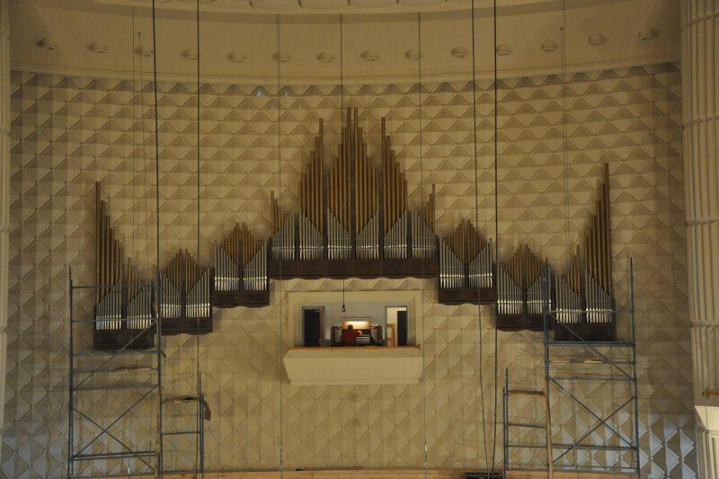 Größte Resonatorenorgel der Welt von KIENLE®