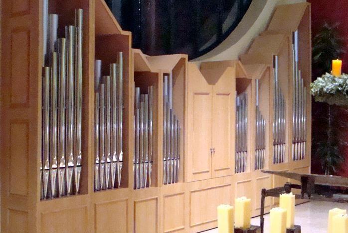 Salzburger Orgel