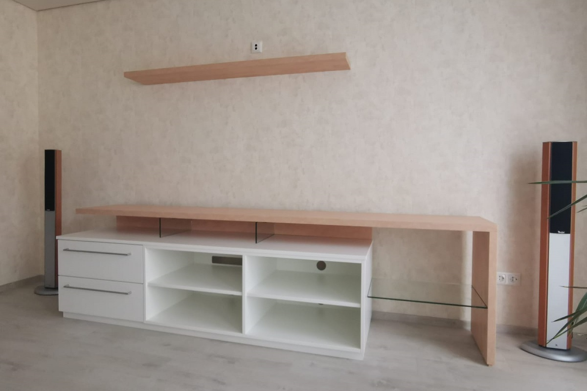 Sideboard mit LED-Beleuchtung