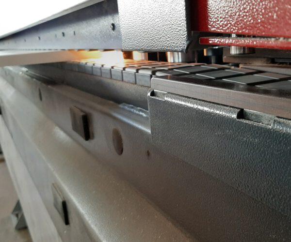 Produktionsmaschine für Holz