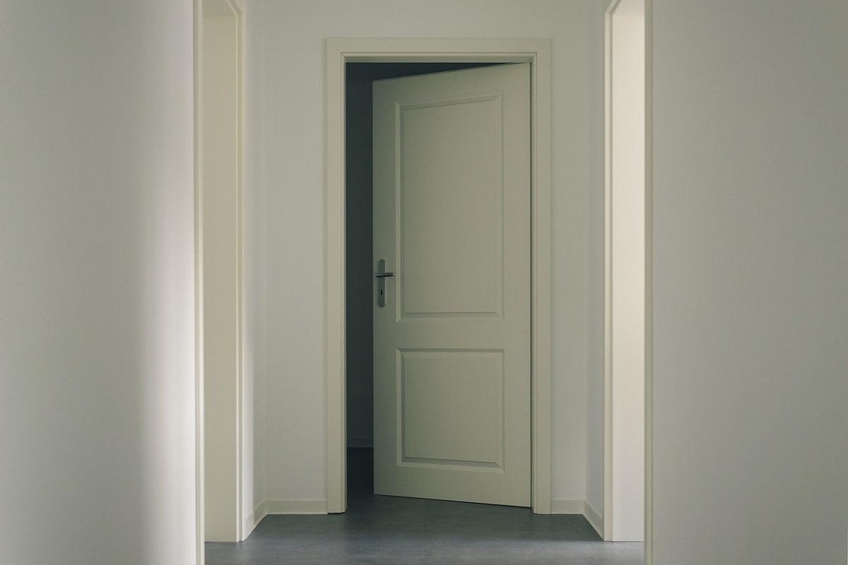 Zimmertüre
